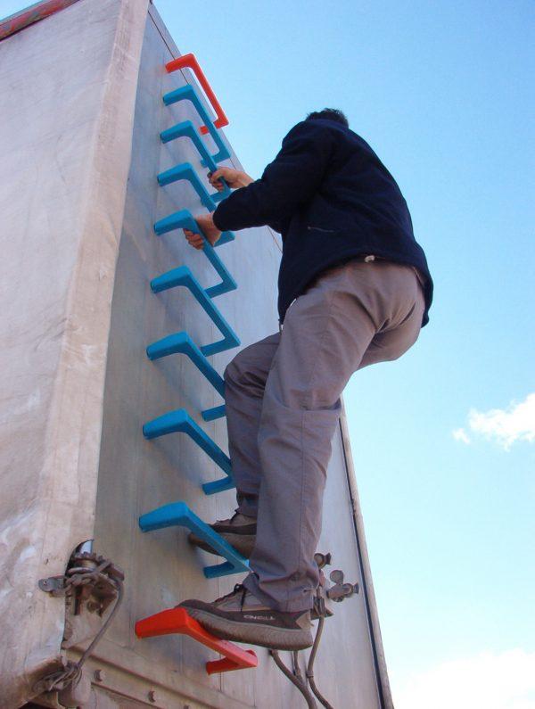 Pates de polipropileno acordes con la ley de prevención de riesgos laborales