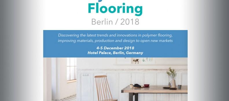 De nuevo, Berlín es el epicentro de la industria de suelos de polímeros
